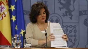Rajoy confía en Santamaría la respuesta al desafío independentista
