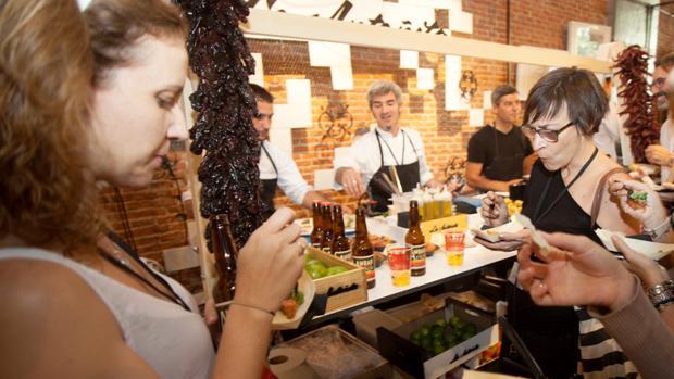 Edición anterior del Big Food en Matadero Madrid