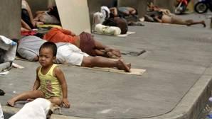 Un rastrillo solidario para escolarizar a niños marginados de Filipinas