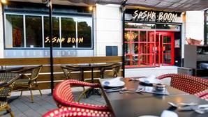Sasha Boom, cocina de mestizaje