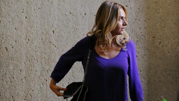 Susana Sumelzo, la 'sanchista' diputada zaragozana del PSOE en el Congreos