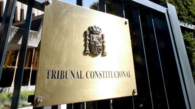 Sede del Tribunal Constitucional, en Madrid
