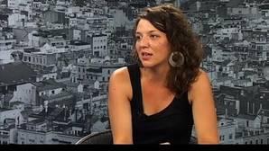 Detenida la alcaldesa de Berga (Barcelona) para declarar ante el juez por no retirar la estelada