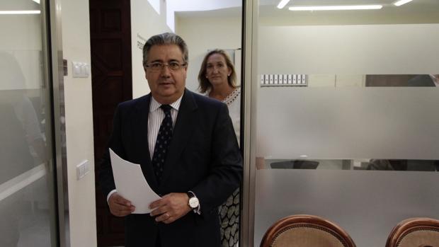 Juan Ignacio Zoido, en una imagen de archivo