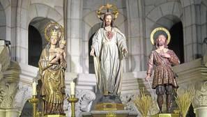 Cripta de la Almudena: un templo que acoge 1.500 almas