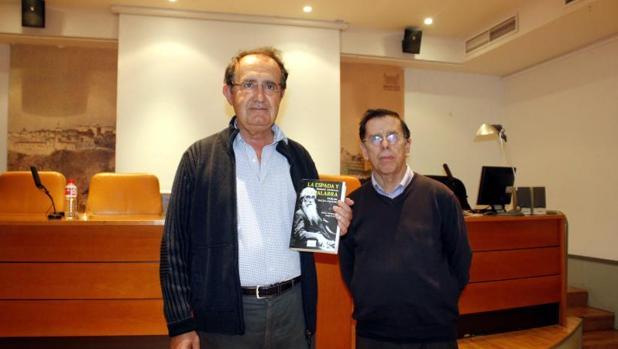 Manuel Alberca y Alfonso González-Calero
