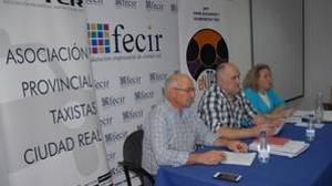 Manuel García, reelegido presidente de la Asociación de Taxistas de Ciudad Real