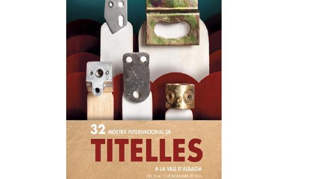 Cartell de la Mostra Internacional de Titelles
