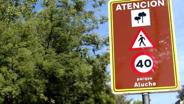 El parque ha sido rebautizado con el nombre de Aluche