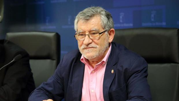 Ángel Felpeto, consejero de Educación y Cultura de Castilla-La Mancha