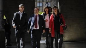Iceta tiende la mano al PSOE para «compartir un proyecto conjunto»