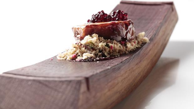 El menú de la vendimia: la gastronomía riojana se instala en Madrid