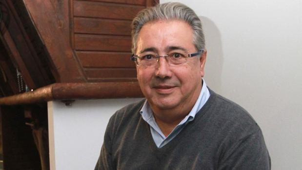 El ministro Juan Ignacio Zoido