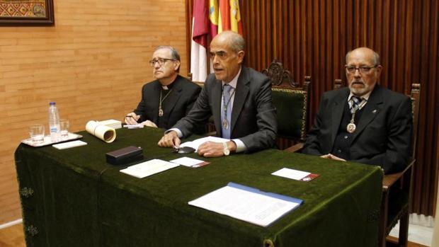 Hilario Rodríguez, nuevo numerario de la Real Academia de Bellas Artes de Toledo