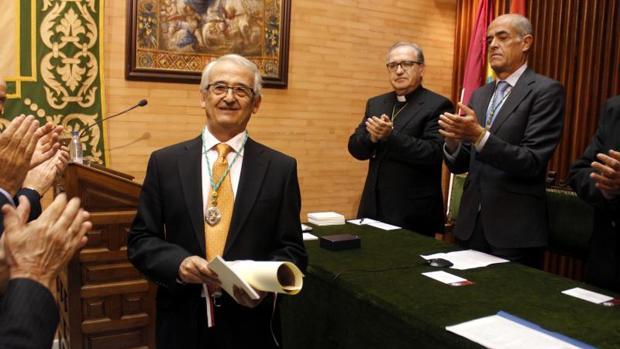 Hilario Rodríguez de Gracia, nuevo académico numerario