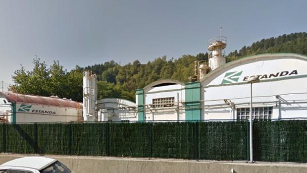 La empresa Fundiciones del Estanda, en Guipúzcoa