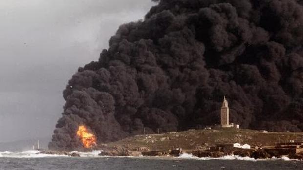 Accidente del Mar Egeo ocurrido en 1992
