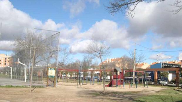El parque de la Puerta de Toledo será remodelado gracias al remanente del presupuesto de 2015