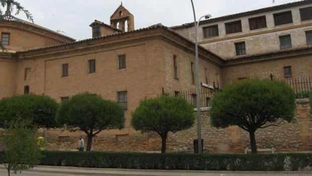 El antiguo convento de las Salesas fue construido en el siglo XIX