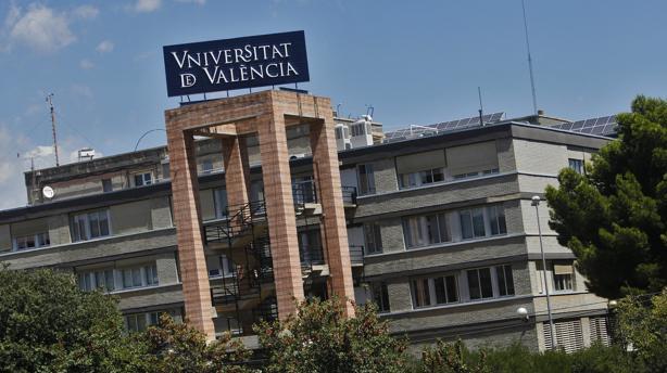 Imagen de archivo del campus de Burjassot de la Universidad de Valencia