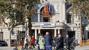 Ciudadanos acusa a Ribó de «imponer su ideología independentista» en el Ayuntamiento de Valencia