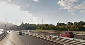 Detenido por embestir con su coche el vehículo de su expareja en Vizcaya