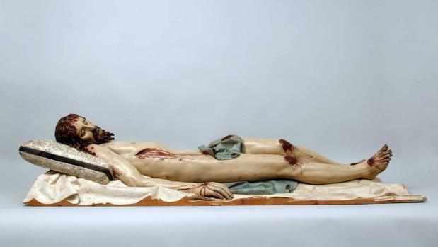 El Cristo Yacente de Gregorio Fernández