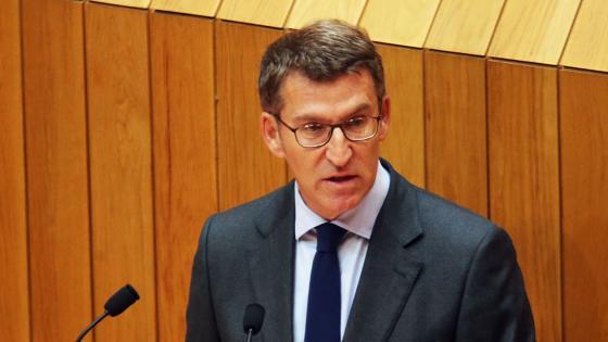 Fejóo cree que Galicia no es «la última mayoría estable en España, sino la primera»