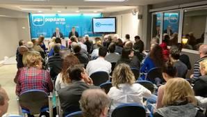 Afiliados recurren la convocatoria del congreso del PP vigués