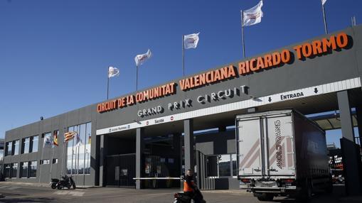 Imagen de las instalaciones del circuito de Cheste