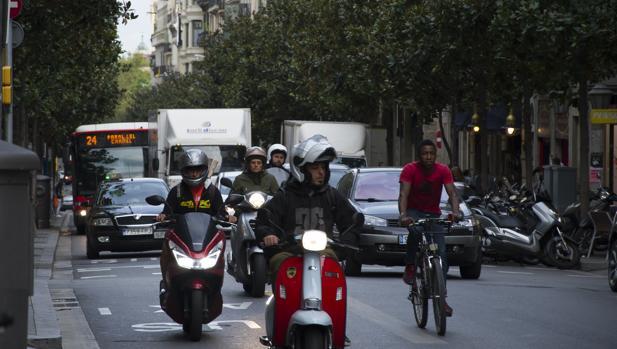 La contaminación afecta a la salud de los barceloneses