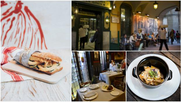 Ruta para «comerse» Madrid durante la Almudena