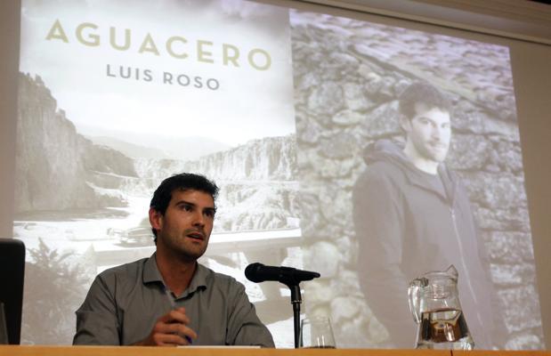 Luis Roso, escritor extremeño autor de «Aguacero»