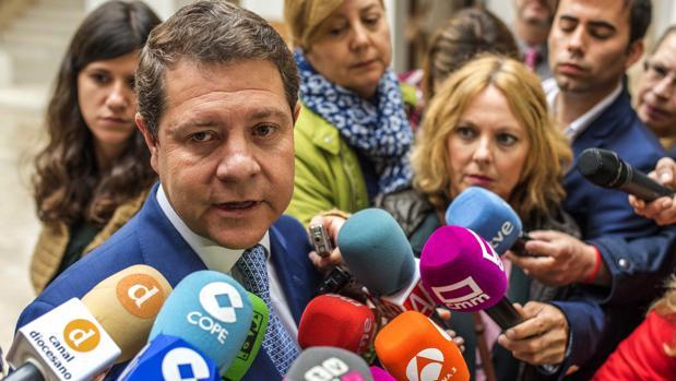 García-Page, en una foto de archivo