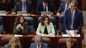 El PP aparta de la portavocía adjunta a la diputada que se dio de baja