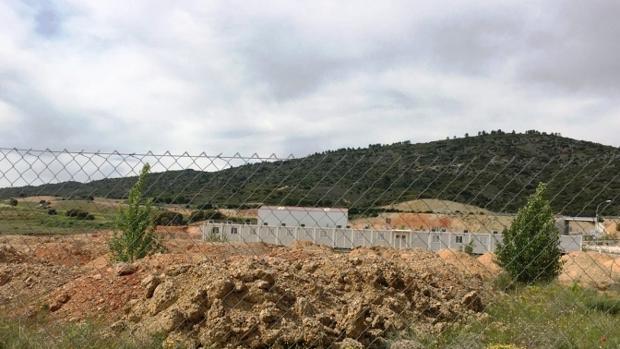 Los terrenos donde debe construirse el nuevo hospital de Cuenca