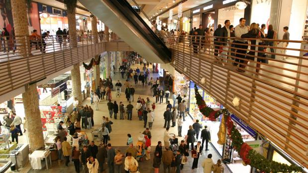Apertura del Centro Comercial Luz del Tajo en fechas navideñas