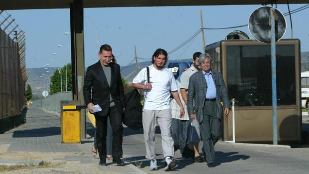 Abderraman ingresó en prisión provisional en 2004 tras salir de Guantánamo
