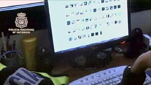 Detenidos 56 pedófilos por distribuir imágenes de abusos de extrema gravedad a menores de muy corta edad