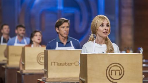 Imagen de los concursantes de MasterChef Celebrity
