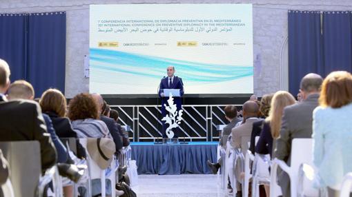 Echávarri también ha propuesto albergar un centro de arbitraje comercial internacional