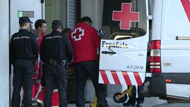 Detenida una pareja, tras llevar muerto al hospital a su bebé de tres meses con signos de malos tratos