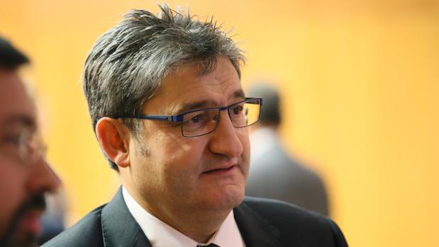 El director general de Comunicación y Relaciones Institucionales de Vocento, Óscar Campillo, en una imagen de archivo