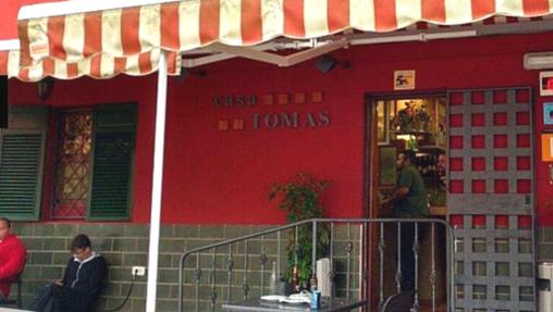 Casa Tomás, Tenerife