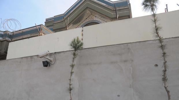 Embajada de España en Kabul
