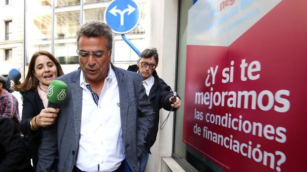 Enrique Ortiz, en una imagen de archivo