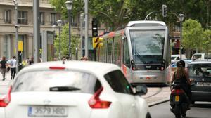 Zaragoza fulminó 4,5 millones de euros en un rosario de estudios sobre el tranvía