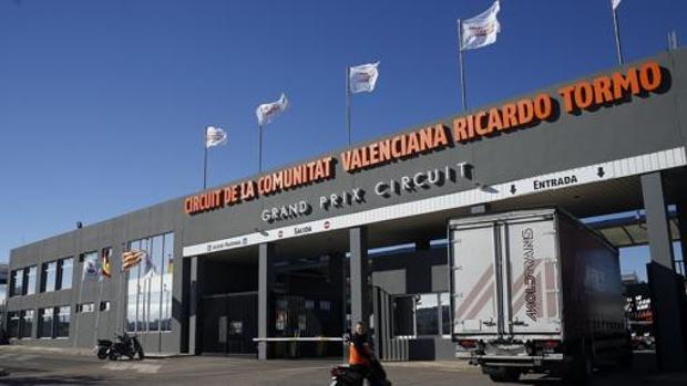 Imagen de la sede de la empresa Circuito del Motor