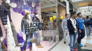 Así se preparan las grandes tiendas de Madrid para los «descuentazos» del Viernes Negro