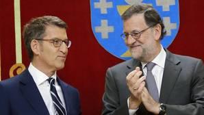 Feijóo toma posesión reivindicando ante Rajoy un nuevo modelo de financiación autonómica